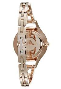Emporio Armani - Watch - pastelrosé-coloured - 2