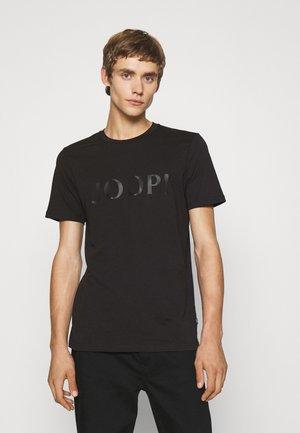 ALERIO - T-shirts med print - black