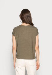 Vero Moda - T-shirt - bas - ivy green - 2