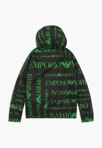 Emporio Armani - BLOUSON - Välikausitakki - logo verde - 1