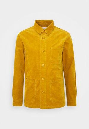 Summer jacket - dark yellow
