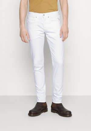 WILLBI - Jeans Tapered Fit - white