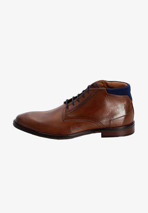 MARIK - Smart lace-ups - brown