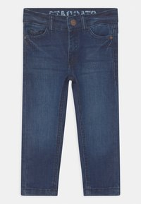 Staccato - KID - Straight leg jeans - mid blue denim - 0
