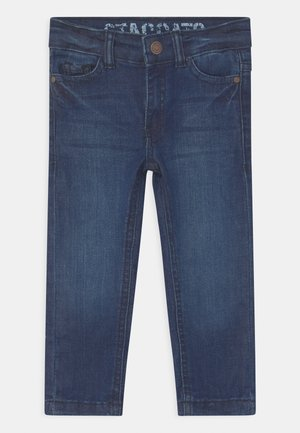 KID - Jeans Straight Leg - mid blue denim