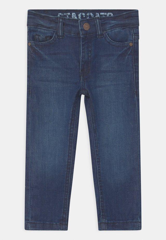 KID - Jeans a sigaretta - mid blue denim
