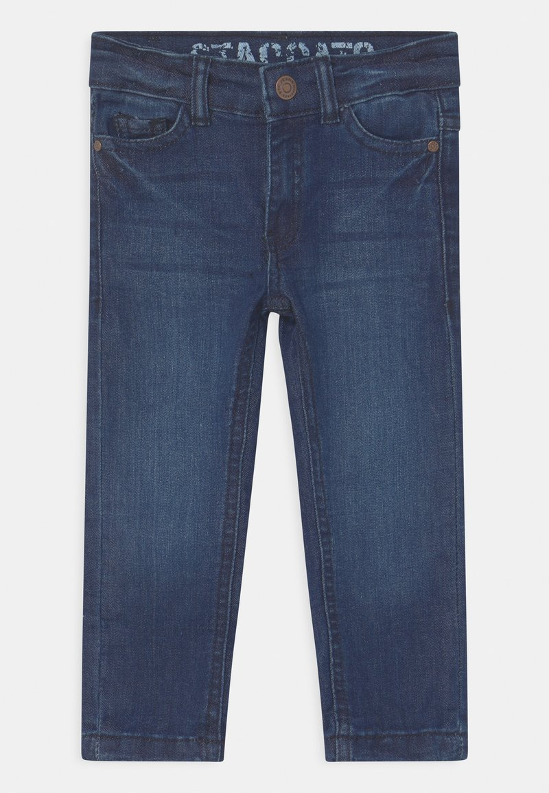 Staccato - KID - Straight leg jeans - mid blue denim