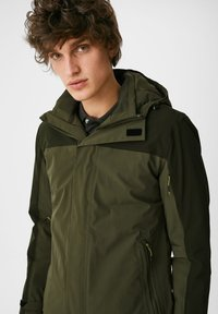 C&A - Light jacket - khaki - 2