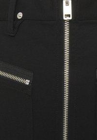 Diesel - SKIRT - Pencil skirt - black - 2