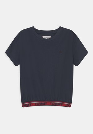 Print T-shirt - twilight navy