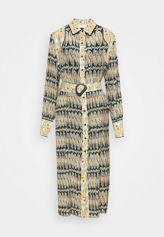 ARCHAIC DRESS - Blousejurk - ink/oyster