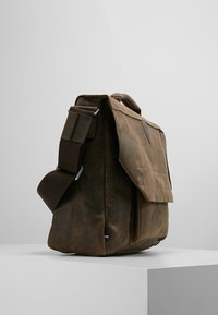 Strellson - HUNTER BRIEFBAG - Laptop bag - dark brown - 3