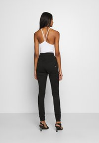 G-Star - WELD HIGH SLIM  - Jeans Skinny Fit - black - 2