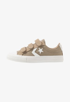 STAR PLAYER - Trainers - khaki/vintage white
