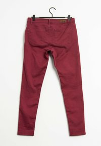 EXPRESS - Straight leg jeans - red - 1