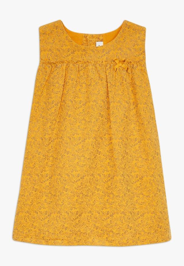 NBFNICOLE SPENCER - Day dress - golden orange
