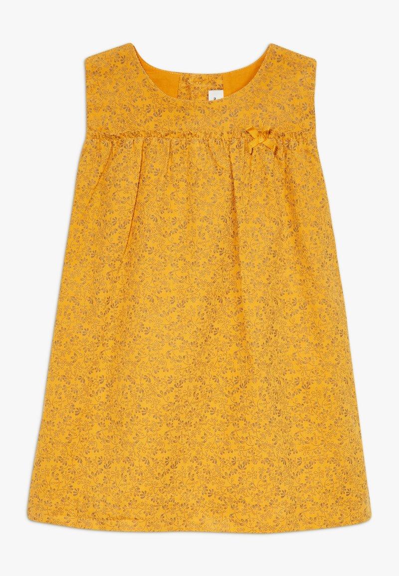 Name it - NBFNICOLE SPENCER - Denní šaty - golden orange