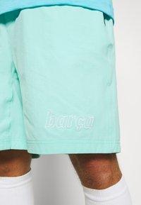 Nike Performance - FC BARCELONA SHORT - Club wear - tropical twist - 5