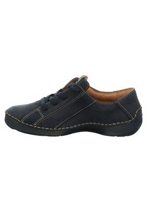 FERGEY - Chaussures à lacets - blue