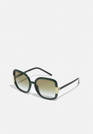 Okulary przeciwsłoneczne - milky olive