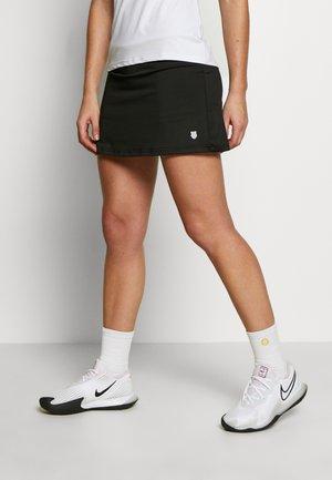 HYPERCOURT EXPRESS SKIRT - Sports skirt - limo black