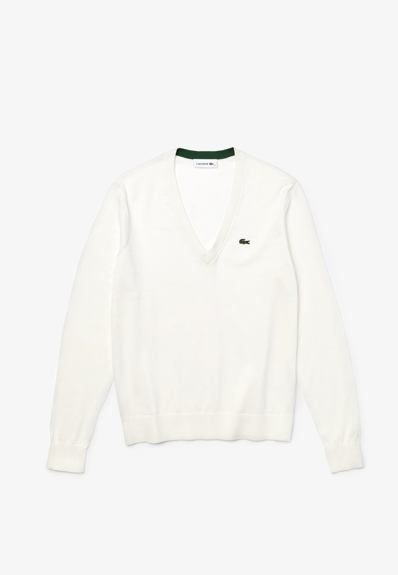 Lacoste - AF5475 - Bluza - blanc
