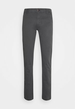 SCANTON PANT - Chinos - dark ash