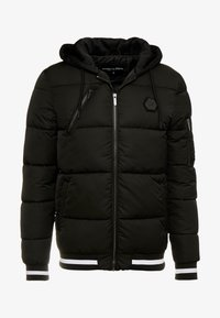 Supply & Demand - HARLEY PADDED JACKET - Zimní bunda - black - 4