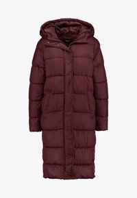 ONLY - ONLCAMMIE LONG QUILTED COAT - Płaszcz zimowy - port royale - 4
