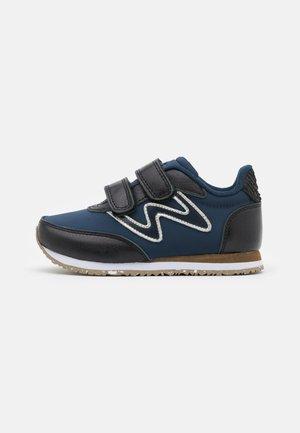 MANU METALLIC - Sneakers - navy