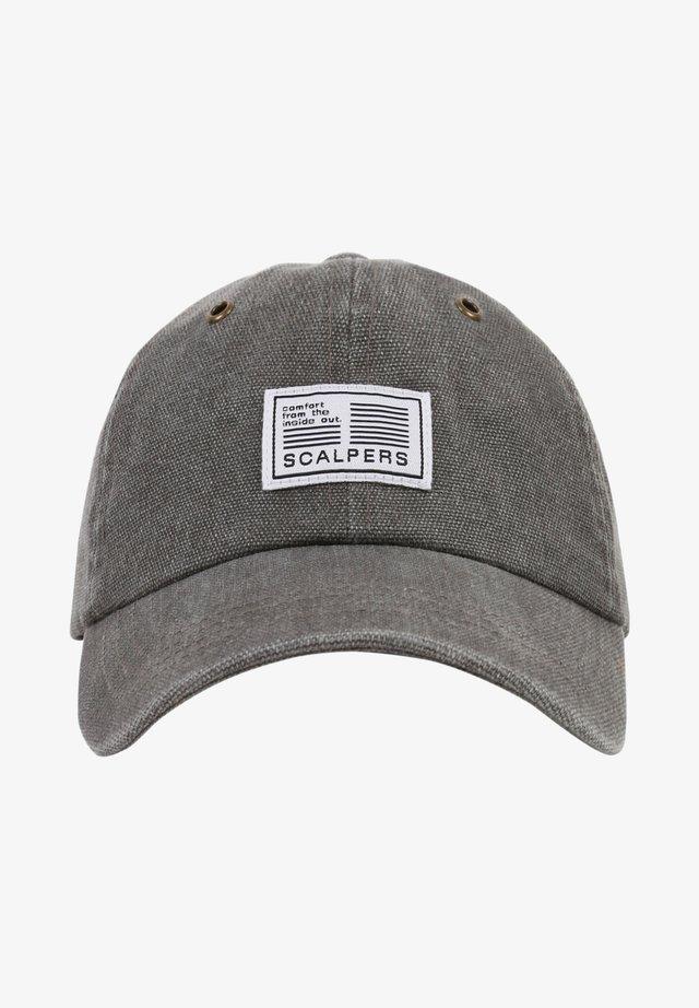 COMFORT  - Cap - grey