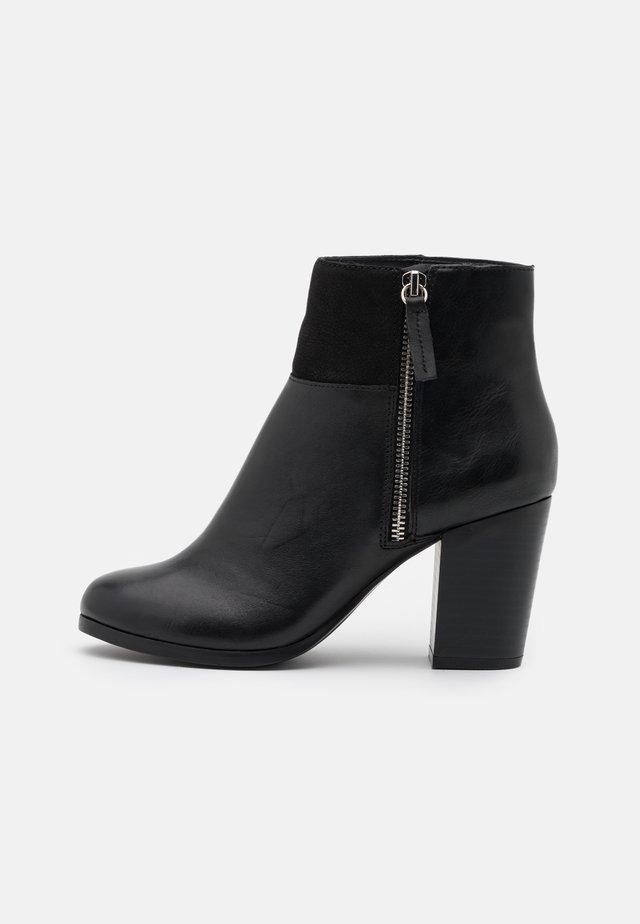 PRESPA - Ankle boots - black