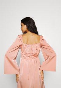 Fashion Union - MANDY DRESS - Cocktail dress / Party dress - pink - 4