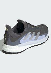 adidas Performance - SOLAR GLIDE 4  - Neutral running shoes - grey - 2