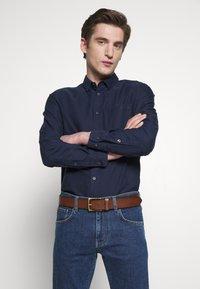 Burton Menswear London - JEANS BELT - Belt - brown - 1