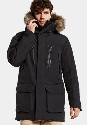 Winter coat - schwarz_060