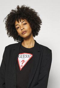 Guess - ORIGINAL - T-shirt print - jet black - 3