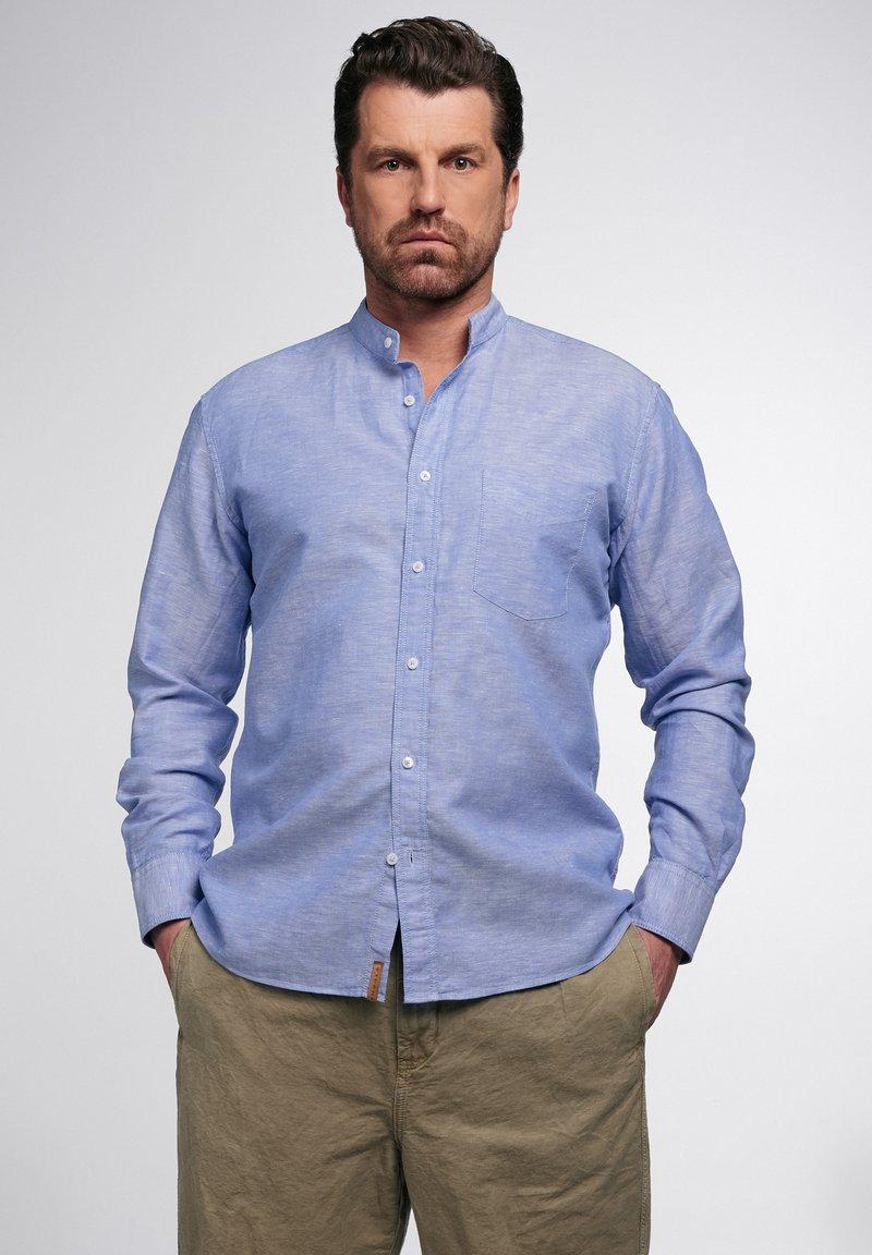Eterna - REGULAR FIT - Shirt - hellblau