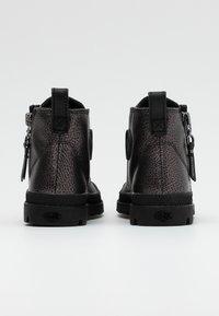 Palladium - PAMPA ZIP ROCK - Lace-up ankle boots - black - 2