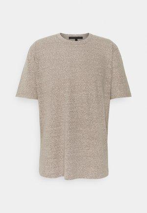 RANIEL - T-shirt basic - braun
