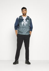 adidas Performance - BACK TO SPORT WIND.RDY ANORAK - Chaqueta outdoor - crew navy/blue oxide - 1