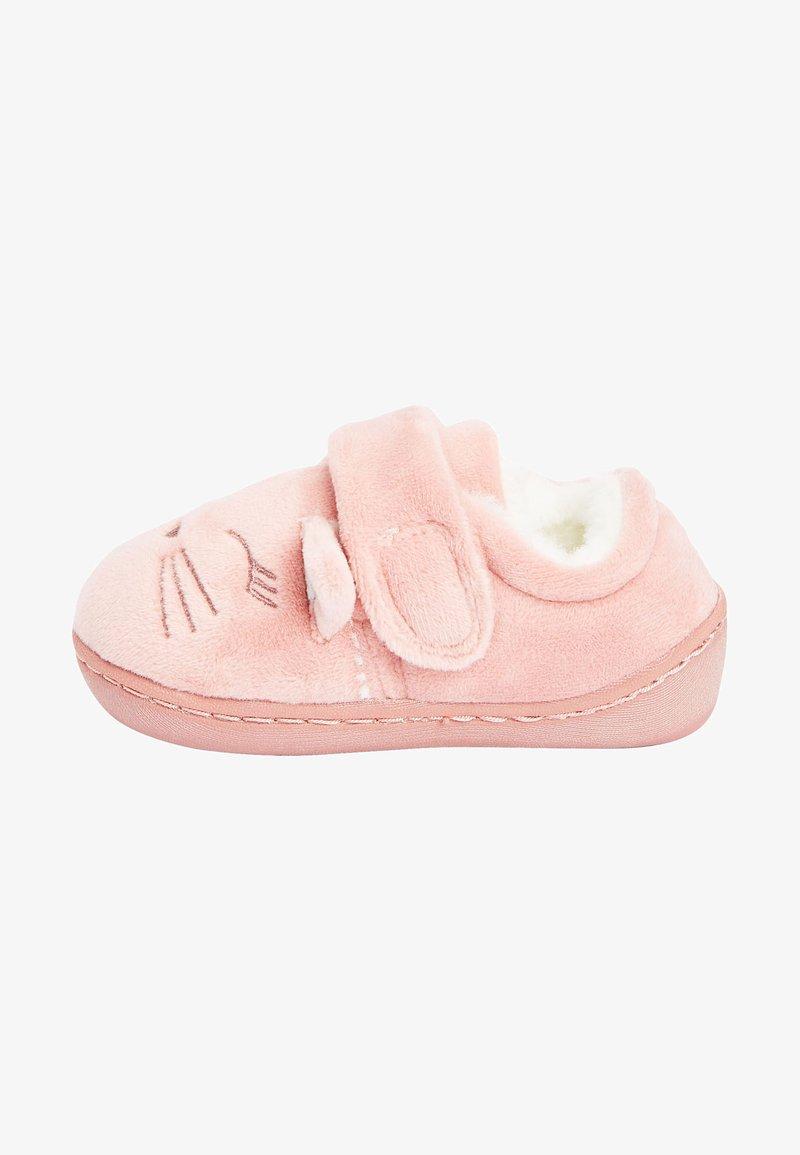 Next - First shoes - mottled light pink