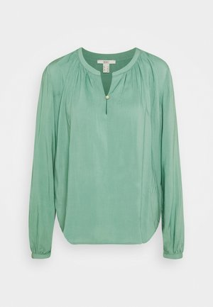 Blusa - dusty green