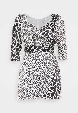 LEONIE DRESS - Day dress - white