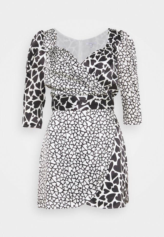 LEONIE DRESS - Freizeitkleid - white