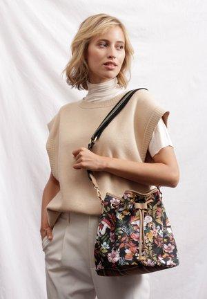 MIT SNOOPY & CO - Across body bag - braun