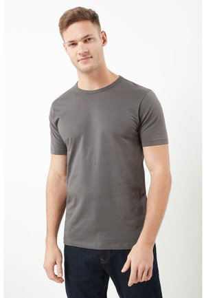 CREW - T-shirt - bas - gray
