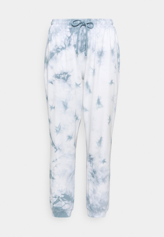 NMILMA PANTS - Trainingsbroek - blue fog/tie dye sugar swizzle
