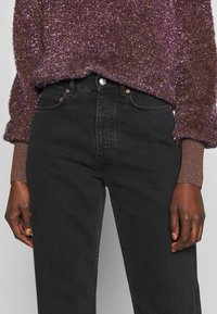 Won Hundred - PEARL  - Bootcut jeans - black - 3
