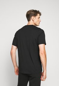 HUGO - DYRTID - T-shirts print - black - 2